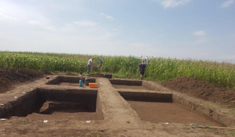 Cea mai mare fortificație de Epoca Bronzului din lume va avea punct muzeal