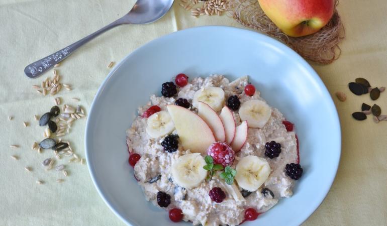 REȚETE COCHETE – Porridge