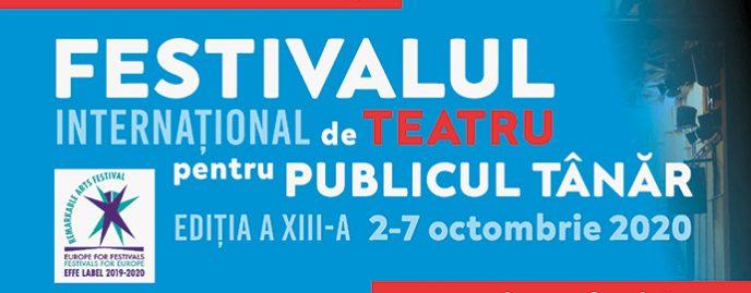 Iași – Începe Festivalul Internațional de Teatru pentru Publicul Tânăr