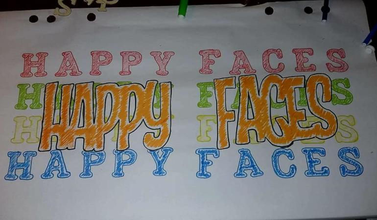 Happy Faces – tabăra de vară care face copiii fericiți