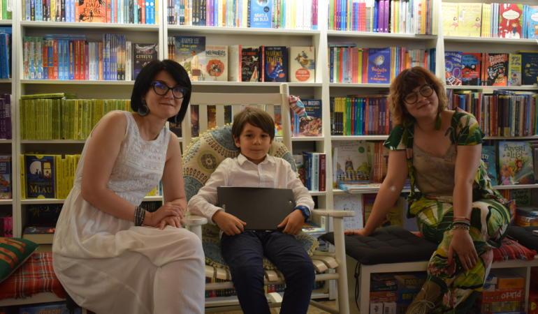 Ce și de ce citesc copiii – Interviu exclusiv cu Oana Doboși și Raluca Selejan, PARTEA a II-a