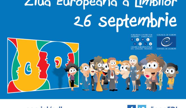 26 septembrie- Ziua Europeana a Limbilor. Cum sărbătorim?