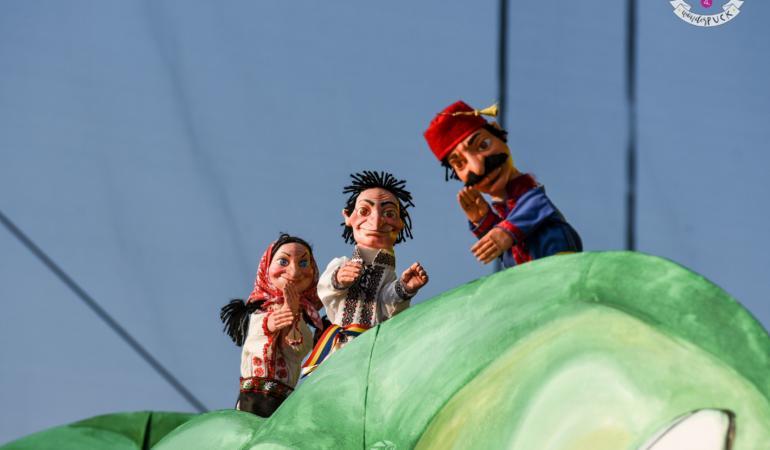 """Teatrul """"Puck """" din Cluj aduce în premieră un spectacol în weekend"""