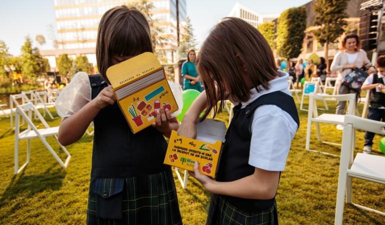 Wendy School așteaptă copiii cu porțile deschise