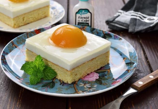 REȚETE COCHETE – Prăjitură cu ou ochi