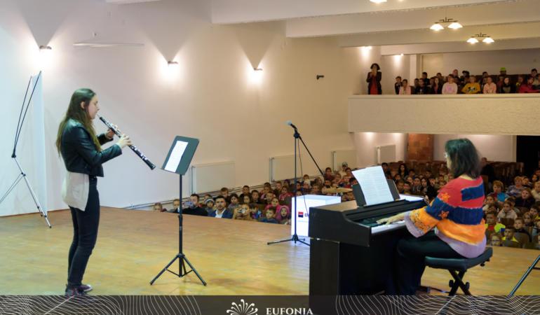 Un univers muzical de vis pentru cei mici la Timișoara – EUFONIA Festival