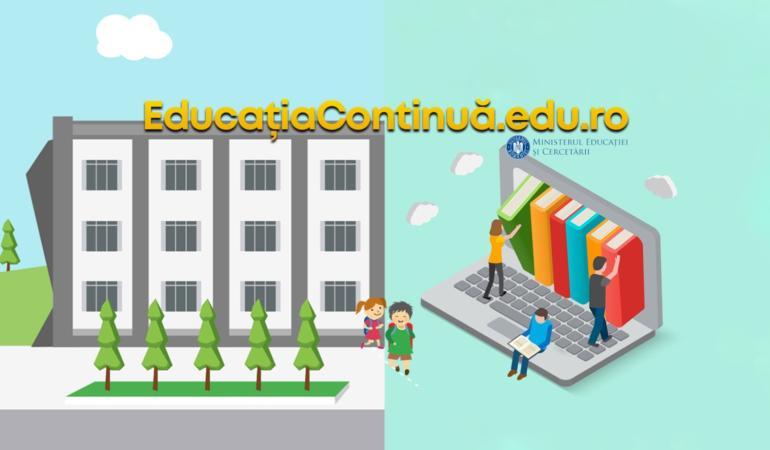 educatiacontinua.edu.ro – instrument online de informare