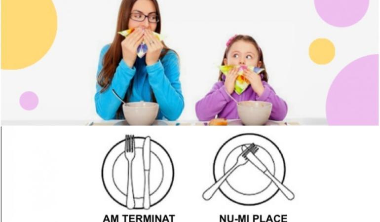 Reguli de bune maniere la masă