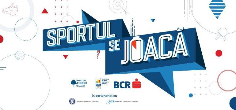 """""""Sportul se Joacă"""", o platformă online care încurajează mișcarea"""