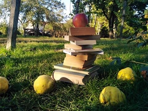 """""""Cărți pentru alimente"""", o acțiune caritabilă"""