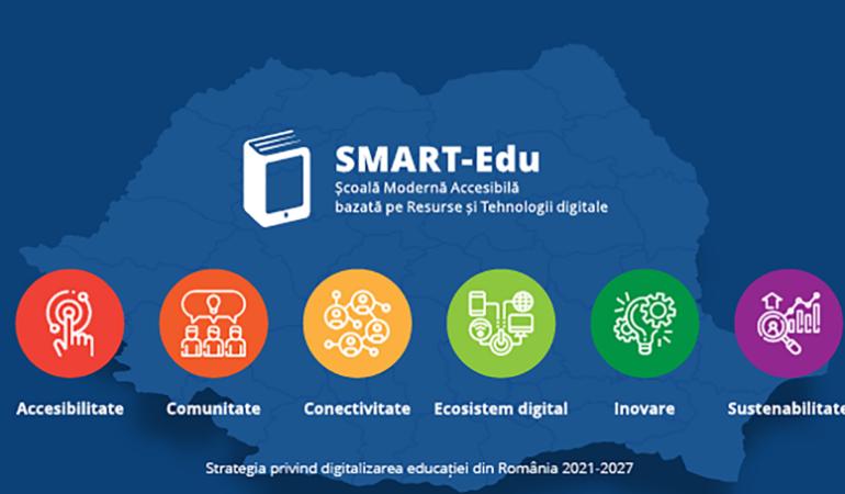 Educația se digitalizează! Copiii vor fi adaptați pentru meseriile viitorului – SMART-Edu