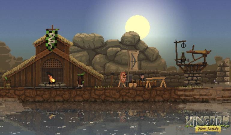 Joacă gratuit Kingdom New Lands disponibil până pe 22 octombrie