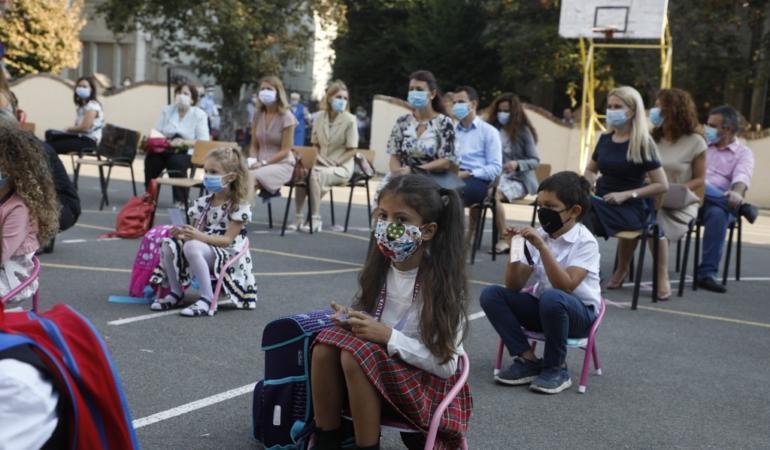 Situația epidemiologică a școlilor din județul Timiș