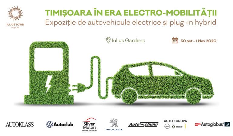 Timișoara în era Electro-Mobilității