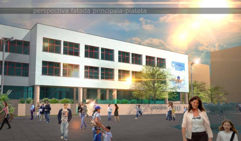 Școala Generală nr.30 din Timișoara va fi extinsă și modernizată cu bani europeni