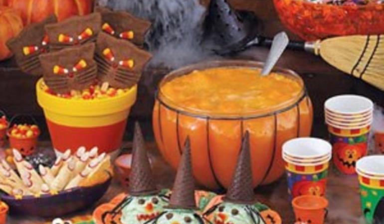 REȚETE COCHETE – Meniu de Halloween