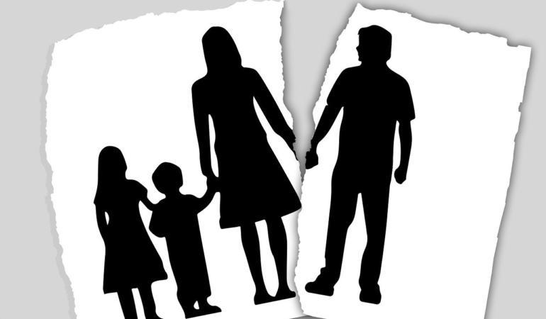 Efectele necunoscute ale divorțului. Afectează părinții și copiii deopotrivă