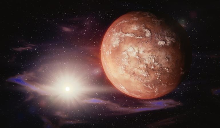 Distanța dintre Marte și Pământ este cea mai mică din ultimii 17 ani