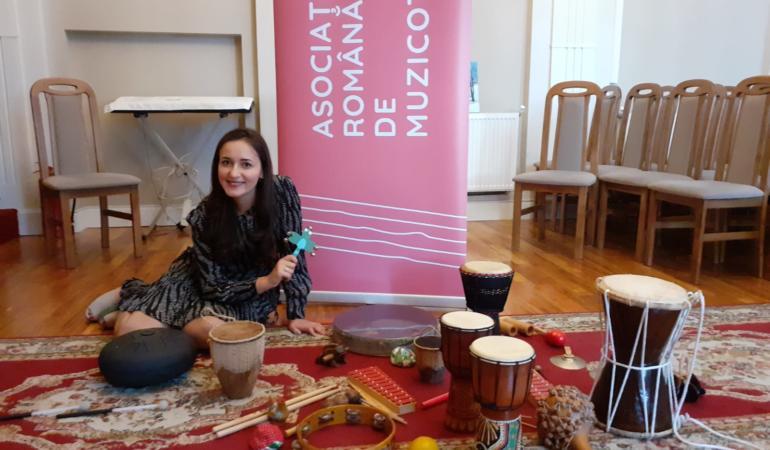 Interviu cu Angelica Postu- Muzicoterapia oferă tratamente miraculoase pentru minte și suflet
