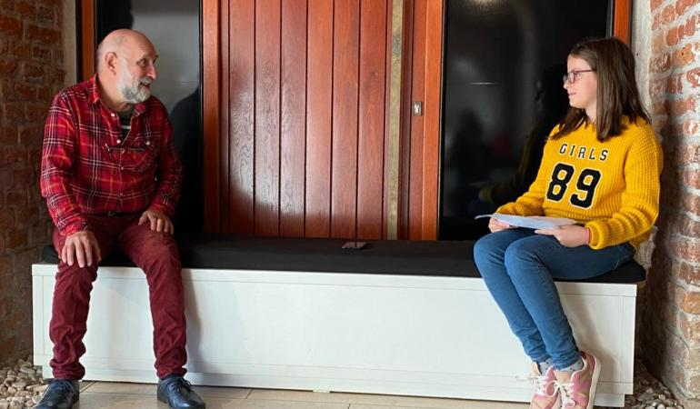 Interviu cu Sorin Nicodim, unul dintre cei mai iubiți pictori din Banat. O poveste de suflet!