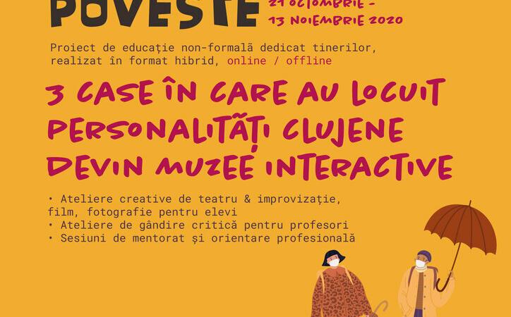"""""""Case de poveste"""", un proiect de educație derulat la Cluj"""
