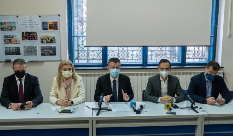 Muzeul Revoluției Naționale Anticomuniste se va realiza în urma consultărilor participative