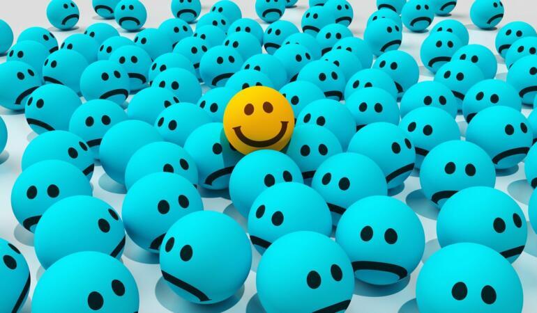 Cherophobia – frica de fericire