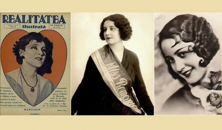 NEȘTIUTELE. Româncele care au schimbat lumea. Magda Demetrescu, prima Miss România
