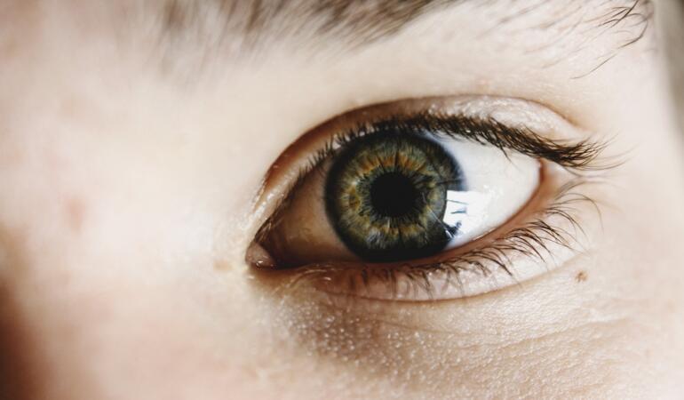 Ommetaphobia – frica de ochi