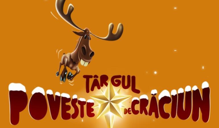 """Târgul """"Poveste de Crăciun"""" se mută în online. Nu uitați să vă înscrieți!"""