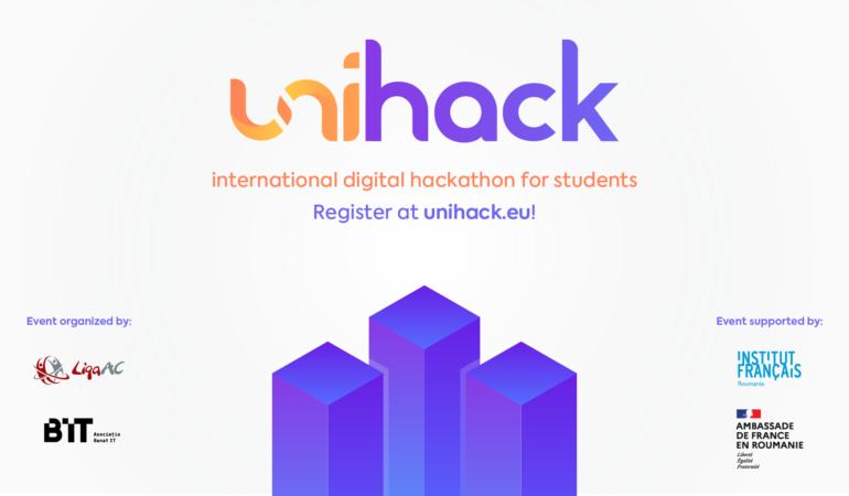 UniHack, competiție dedicată pasionaților de IT