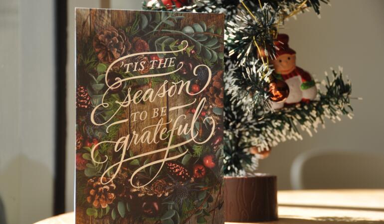 crearea vederii oficiale de Crăciun