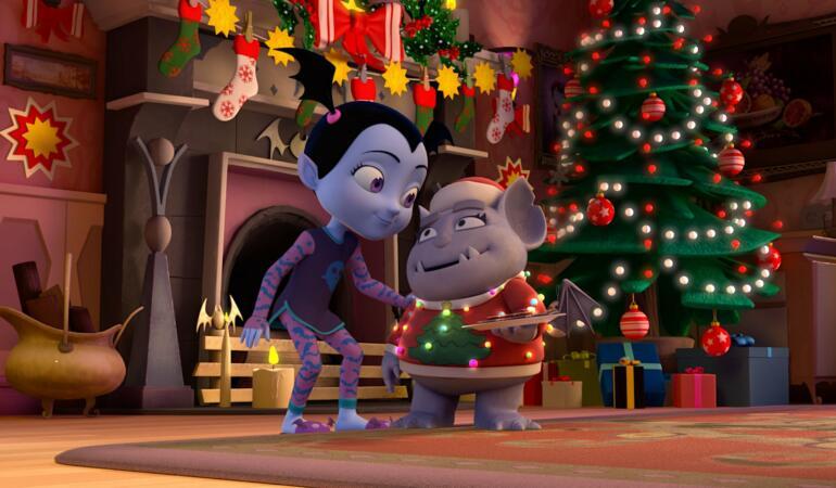 Noutățile lunii decembrie. Ce puteţi viziona pe Disney Junior şi Disney Channel?