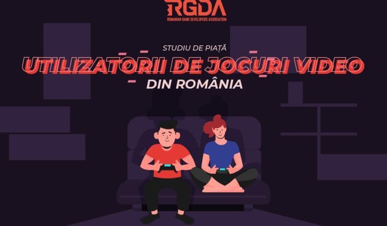 Un studiu arată că aproape jumătate dintre români se joacă jocuri video