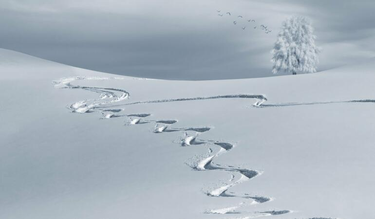 Chionophobia – frica de zăpadă