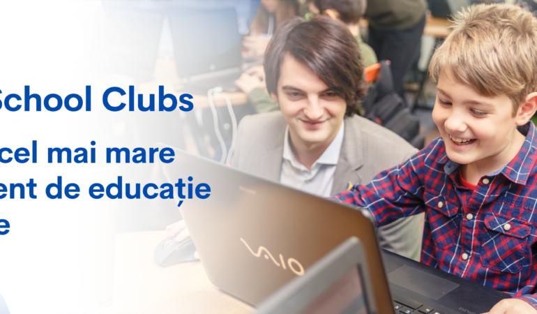 Hour of Code – Lecții de programare pentru elevi