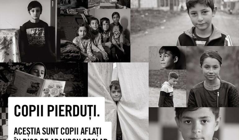 Avertisment! România pierde mii de copii în drumul spre școală