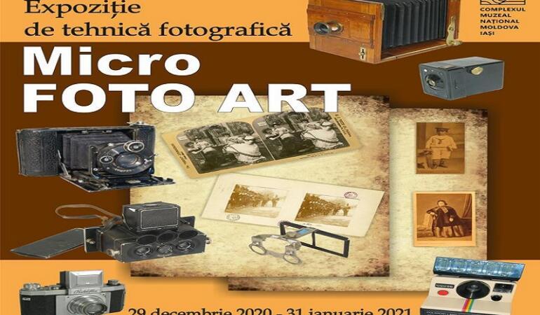 """Expoziția de tehnică fotografică  """"Micro Foto Artˮ"""