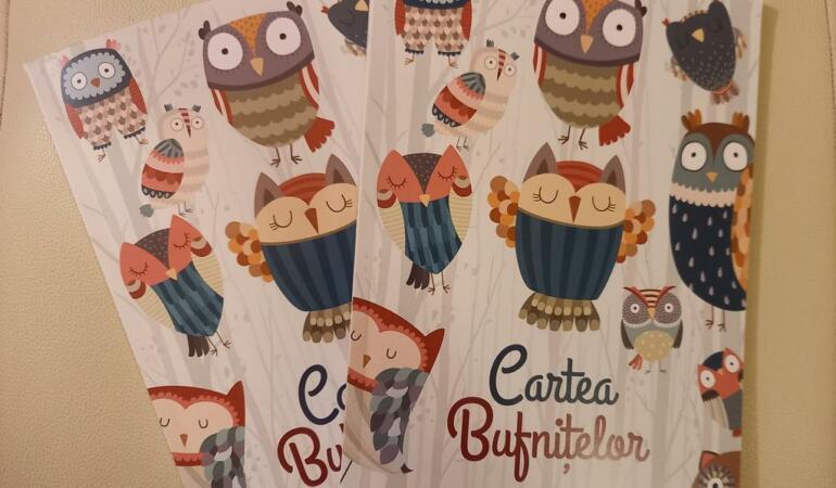 Poveștile Bufnițelor. Copiii scriu pentru copii!