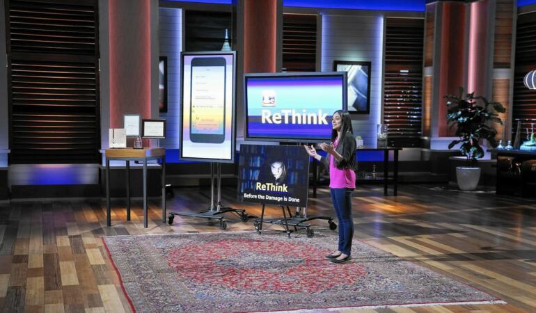 Rethink – aplicația împotriva cyberbullying-ului