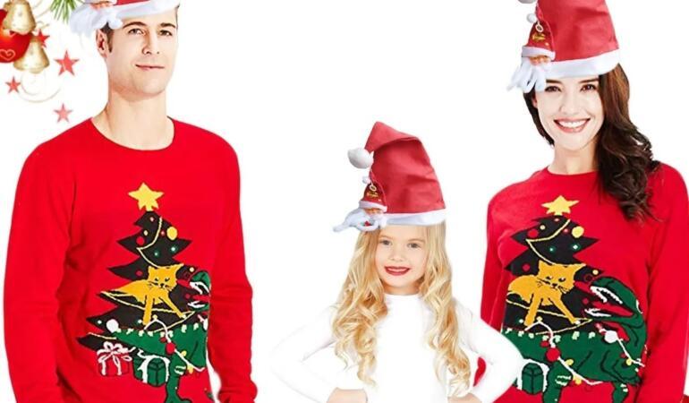 IN TREND: Cele mai cool ținute de Crăciun. Cum puteţi da tonul modei de Sărbători