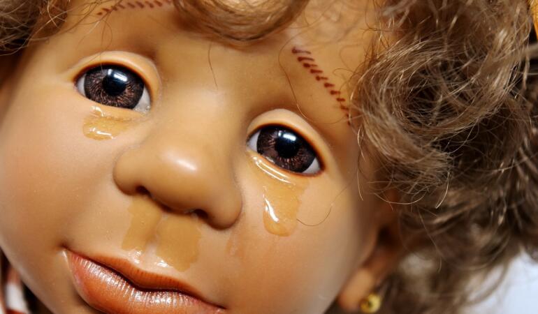De ce sunt lacrimile sărate?