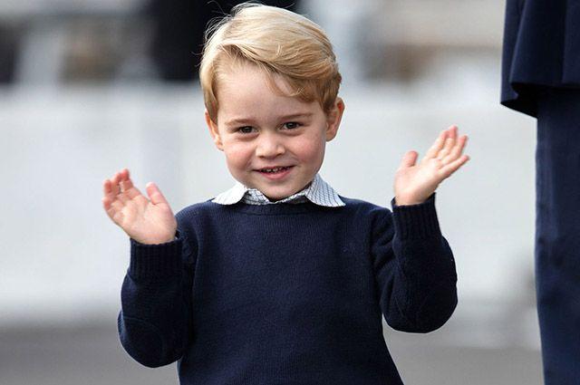 REȚETE COCHETE. Și tu poți face felul preferat al Prințului George!