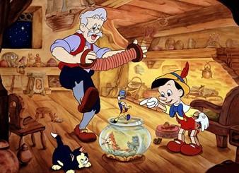 Pinocchio revine pe marile ecrane, într-o prezentare spectaculoasă