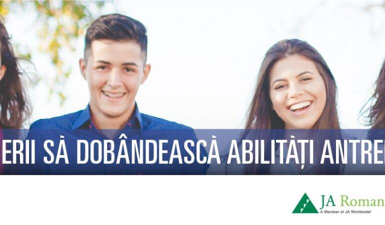 Junior Achievement și Nestlé România lansează un proiect educativ
