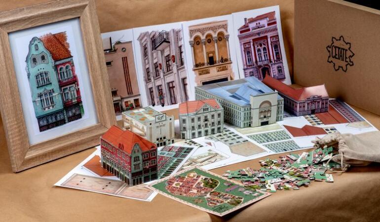 Timişoara la cutie. Cum ar fi să aveți tot oraşul miniatură?