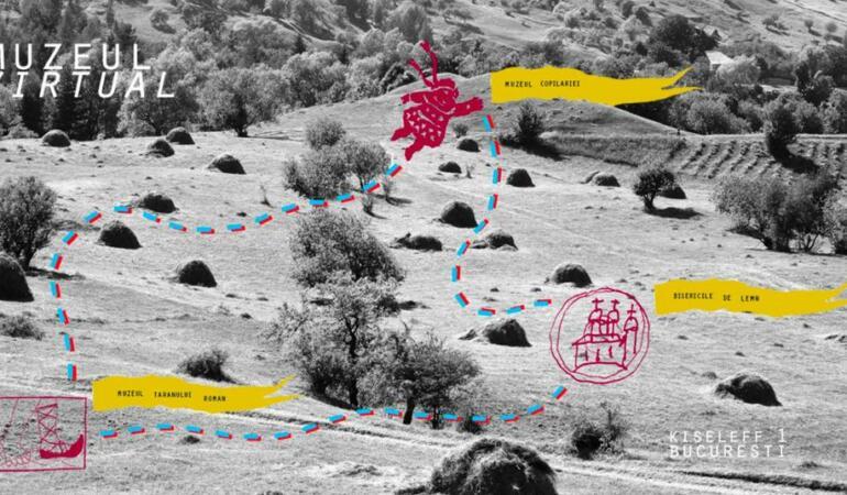 Muzeul Național al Țăranului Român relansează tururile virtuale