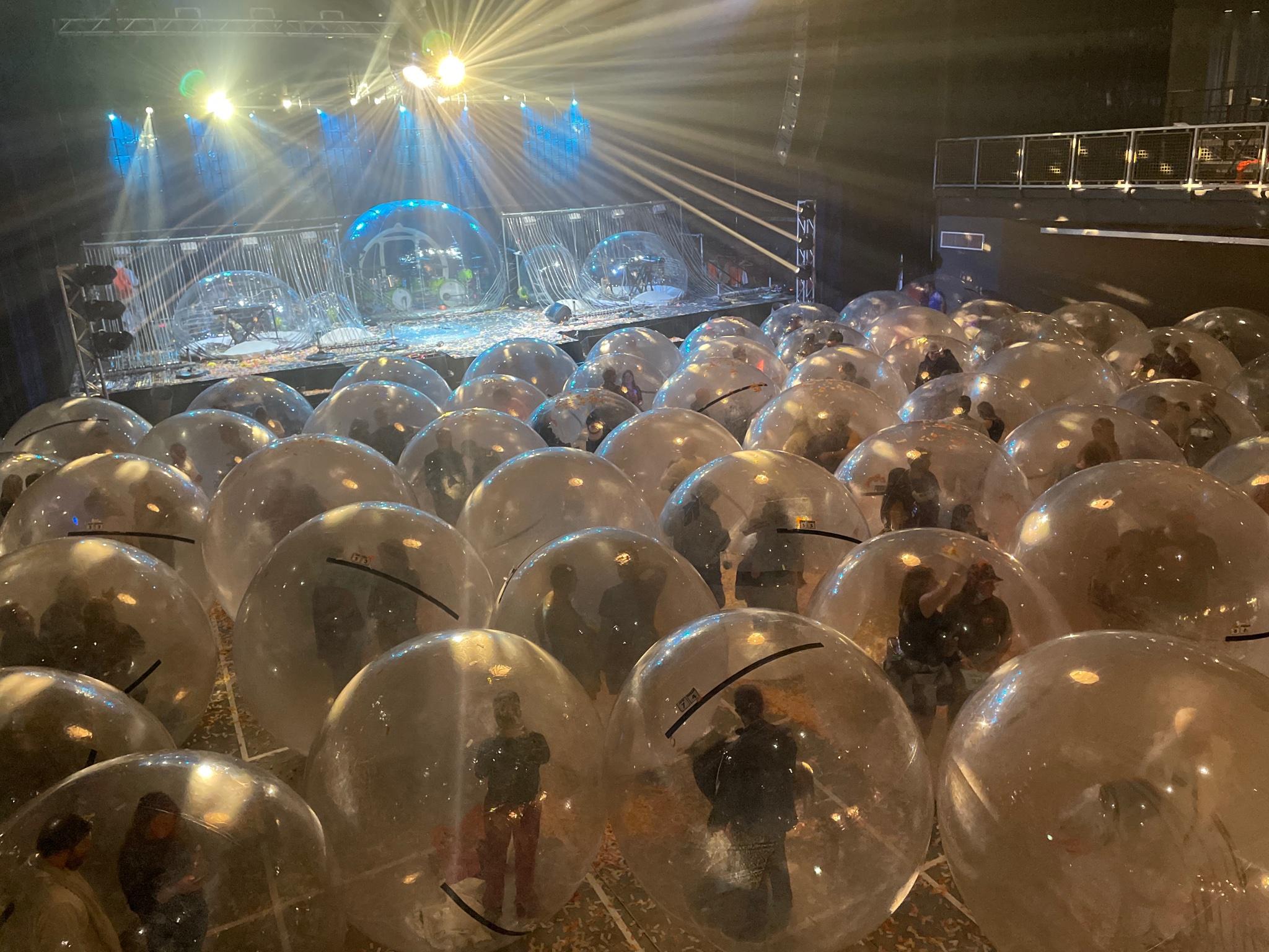 Concerte în pandemie
