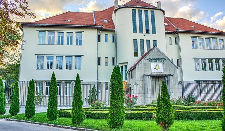 Planurile Universității din Oradea pentru anul 2021