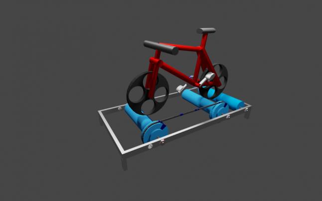 Trei elevi români au construit o bicicletă care produce energie electrică